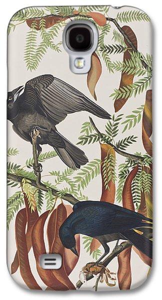 Fish Crow Galaxy S4 Case by John James Audubon