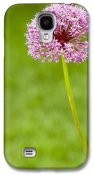 Fauna Galaxy S4 Cases - Flower Galaxy S4 Case by Sebastian Musial