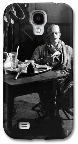 Backstage Photographs Galaxy S4 Cases - Frankenstein, 1931 Galaxy S4 Case by Granger