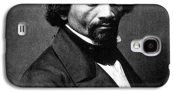 African-american Galaxy S4 Cases - Frederick Douglass Galaxy S4 Case by Granger