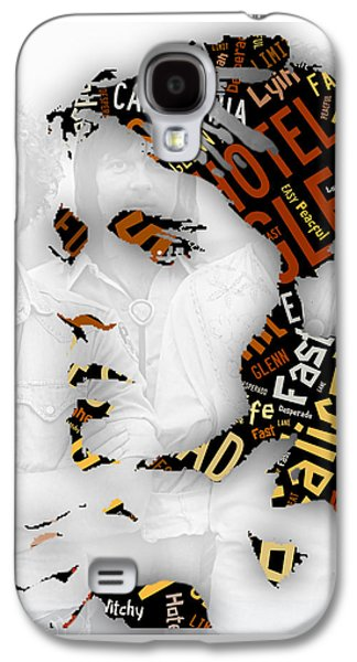 Glenn Frey Eagels Collection Galaxy S4 Case by Marvin Blaine
