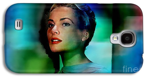 Grace Kelly Galaxy S4 Case by Marvin Blaine