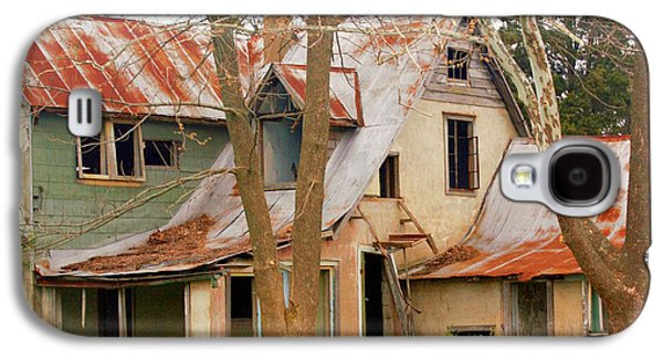 """""""haunted House"""" Galaxy S4 Cases - Haunted House Galaxy S4 Case by Marty Koch"""