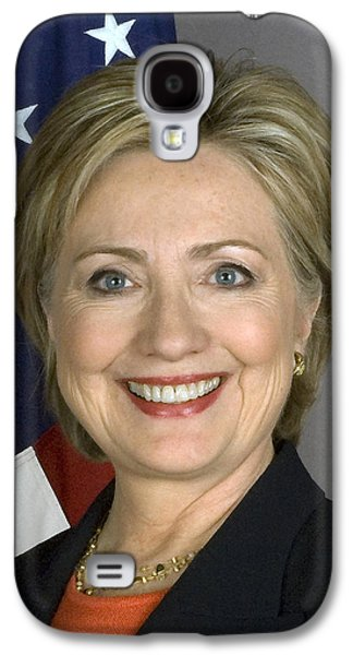 Hillary Clinton Galaxy S4 Case by War Is Hell Store