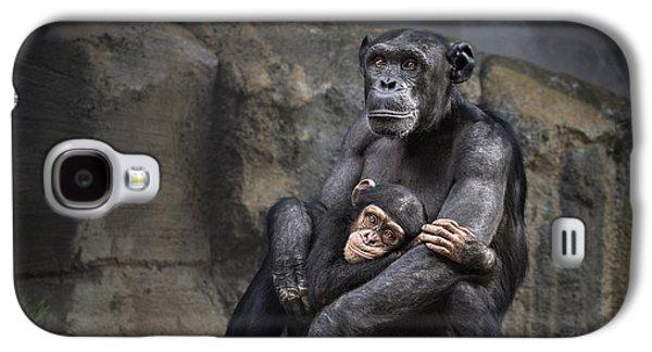 Hugs Galaxy S4 Case by Jamie Pham
