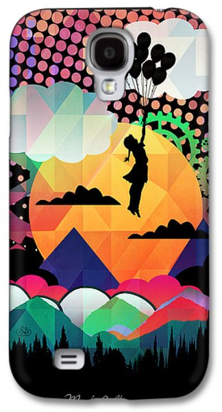 Spiritualism Galaxy S4 Cases - In The Sky  Galaxy S4 Case by Mark Ashkenazi