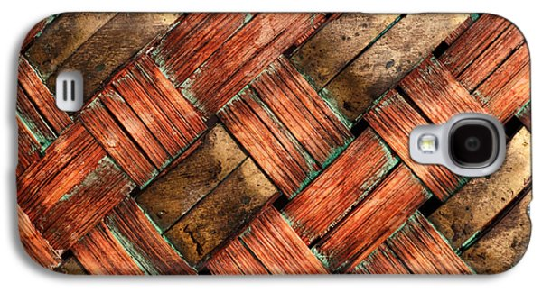 Universities Tapestries - Textiles Galaxy S4 Cases - Intertwine Galaxy S4 Case by Tom Druin