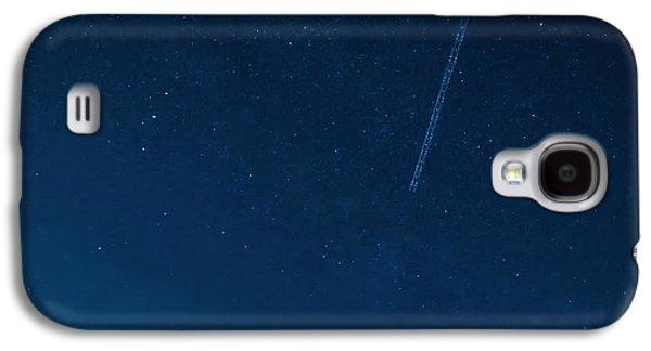 Into The Wild Blue Yonder Galaxy S4 Case by Steve Harrington