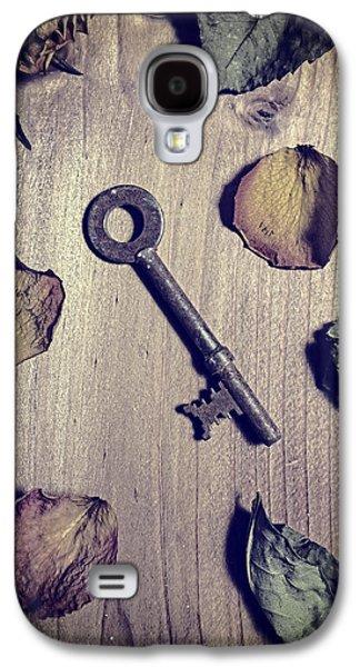 Dried Photographs Galaxy S4 Cases - Key Galaxy S4 Case by Joana Kruse