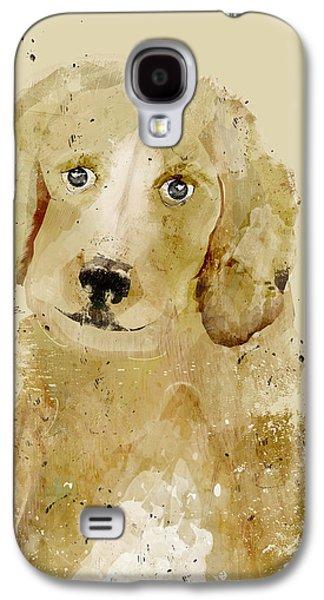 Labrador Digital Galaxy S4 Cases - Labrador Galaxy S4 Case by Bri Buckley