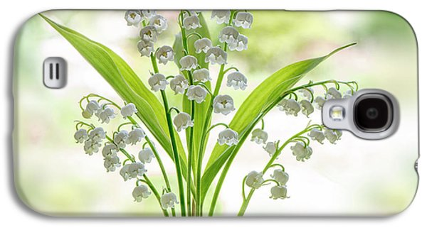 Lily Of The Valley Galaxy S4 Case by Jacky Parker