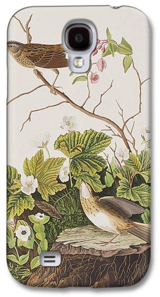Lincoln Finch Galaxy S4 Case by John James Audubon
