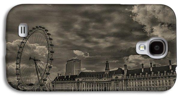London Eye Galaxy S4 Case by Martin Newman