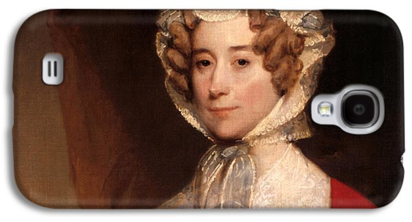 Louisa Adams, First Lady Galaxy S4 Case by Science Source