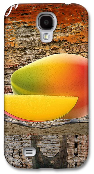 Mango Collection Galaxy S4 Case by Marvin Blaine