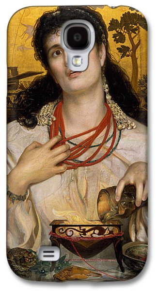 Medea Galaxy S4 Case by Frederick Sandys