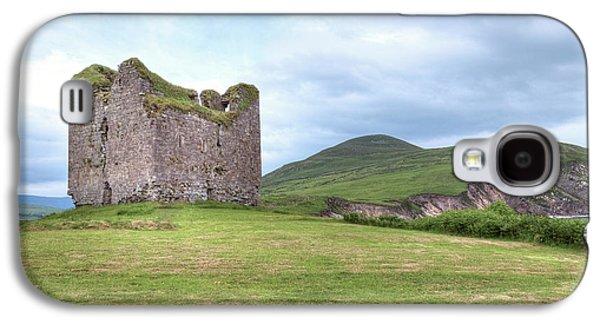 Minard Castle - Ireland Galaxy S4 Case by Joana Kruse