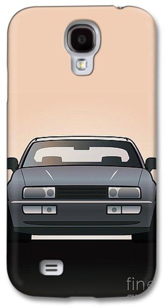 Modern Euro Icons Series Vw Corrado Vr6 Galaxy S4 Case by Monkey Crisis On Mars