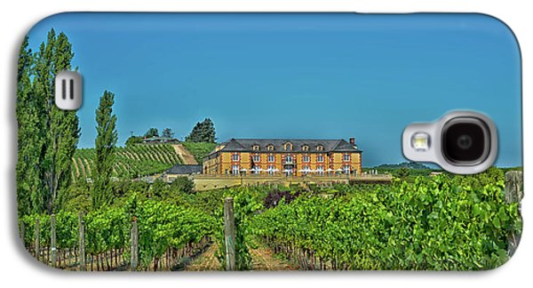 Napa Valley Vineyard And Winery Galaxy S4 Case by Mountain Dreams