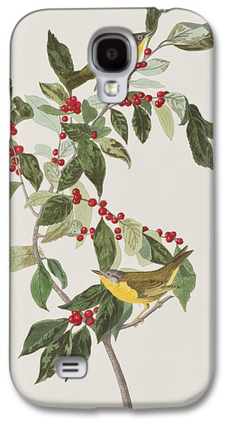 Nashville Galaxy S4 Cases - Nashville Warbler Galaxy S4 Case by John James Audubon