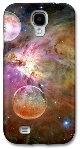 New Worlds Galaxy S4 Case by Jacky Gerritsen