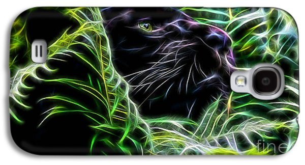 Panther Collection Galaxy S4 Case by Marvin Blaine