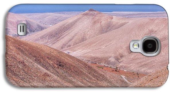 Parque Rural De Betancuria - Fuerteventura Galaxy S4 Case by Joana Kruse