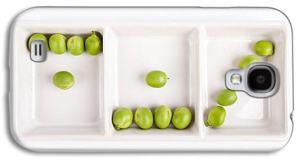 Pods Galaxy S4 Cases - Peas Galaxy S4 Case by Nailia Schwarz