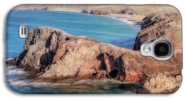 Playa Papagayo - Lanzarote Galaxy S4 Case by Joana Kruse