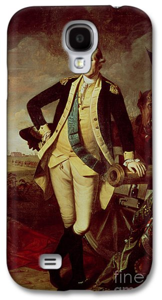 Portrait Of George Washington Galaxy S4 Case by Charles Willson Peale