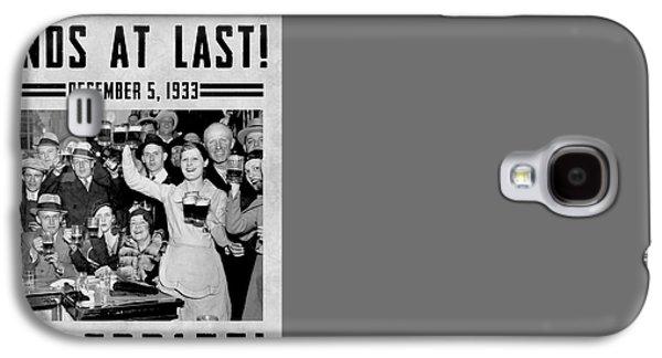 Prohibition Ends Celebrate Galaxy S4 Case by Jon Neidert