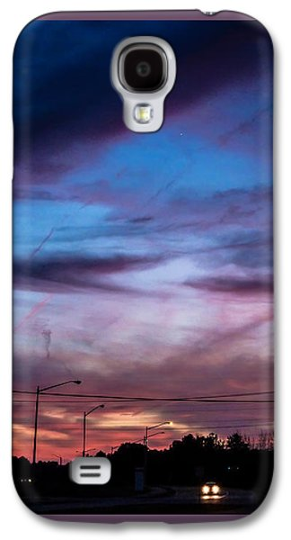 Self Discovery Galaxy S4 Cases - Return Galaxy S4 Case by Michael August
