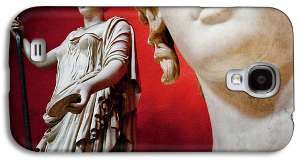 Warrior Goddess Photographs Galaxy S4 Cases - Rotunda Colossals 3 of 3 Galaxy S4 Case by Andy Smy