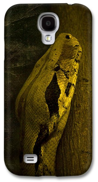 Snake Galaxy S4 Case by Svetlana Sewell