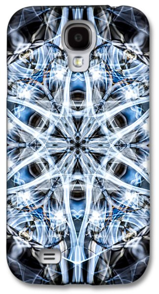 Contemplative Photographs Galaxy S4 Cases - Snowflake Galaxy S4 Case by Thomas Morris