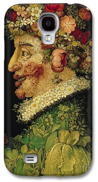 Spring Galaxy S4 Case by Giuseppe Arcimboldo