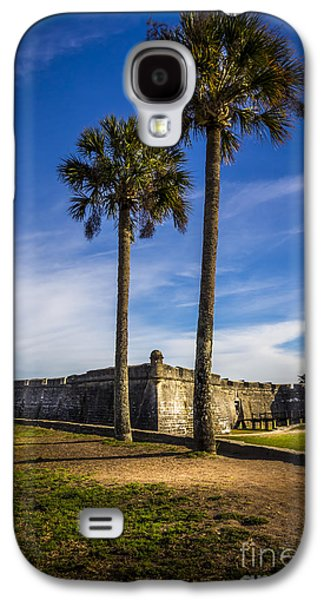 San Marco Galaxy S4 Cases - St. Augustine Fort Galaxy S4 Case by Marvin Spates