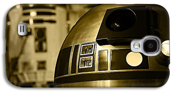 Star Wars R2-d2 Collection Galaxy S4 Case by Marvin Blaine