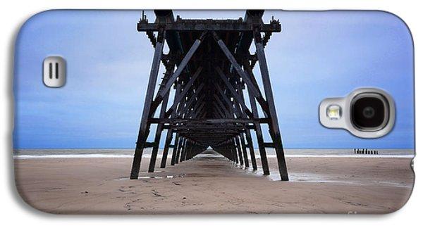 Steetley Pier Galaxy S4 Case by Stephen Smith