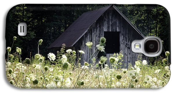 Old Barns Galaxy S4 Cases - Summer Barn Galaxy S4 Case by Rob Travis