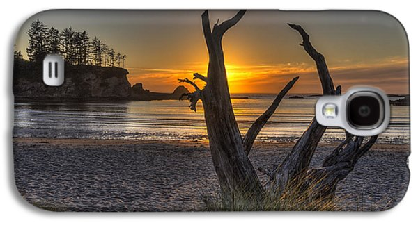 Sunset Bay Galaxy S4 Case by Mark Kiver