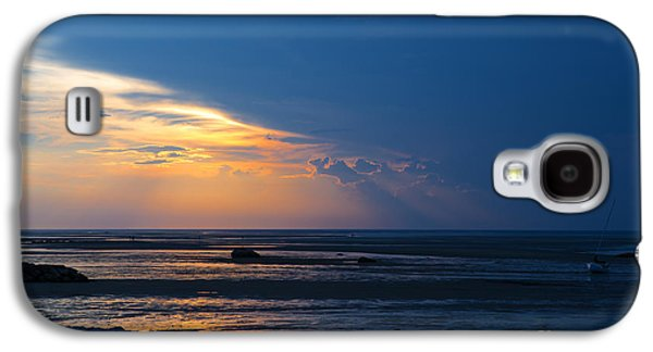 Cape Cod Galaxy S4 Cases - Sunset on Cape Cod Galaxy S4 Case by Diane Diederich