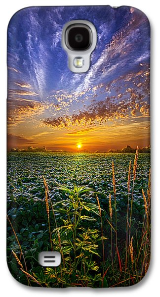 Crops Galaxy S4 Cases - Sweet Surrender Galaxy S4 Case by Phil Koch