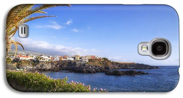 Fishing Village Galaxy S4 Cases - Tenerife - Alcala Galaxy S4 Case by Joana Kruse