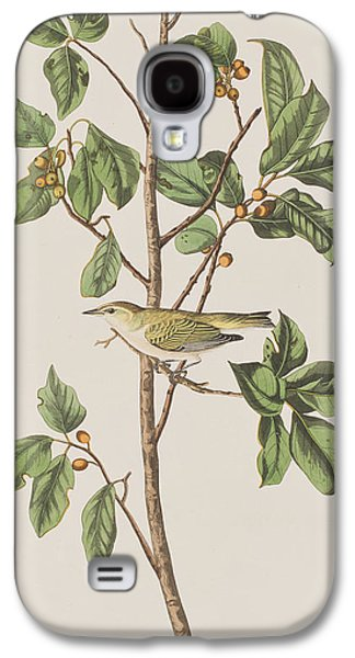 Tennessee Warbler Galaxy S4 Case by John James Audubon