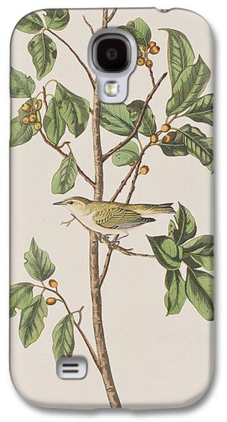 Tn Galaxy S4 Cases - Tennessee Warbler Galaxy S4 Case by John James Audubon