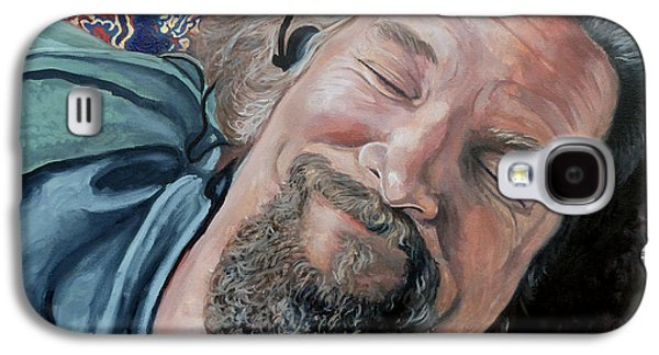 The Dude Galaxy S4 Case by Tom Roderick