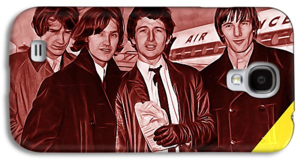 The Kinks Collection Galaxy S4 Case by Marvin Blaine