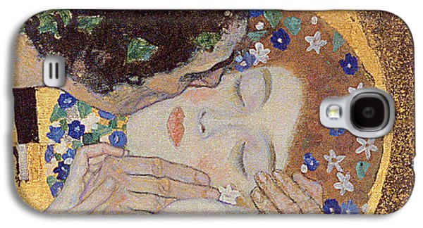 Embracing Galaxy S4 Cases - The Kiss Galaxy S4 Case by Gustav Klimt