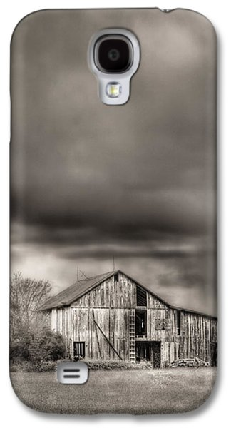 Rainy Day Photographs Galaxy S4 Cases - The Smell of Rain Galaxy S4 Case by JC Findley